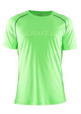 Craft Prime - Shirt - Groen - Heren