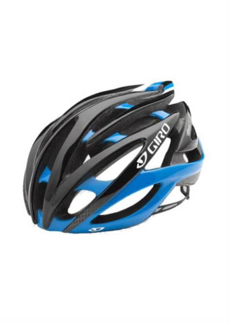 Giro Atmos II Helm - Blauw/Zwart
