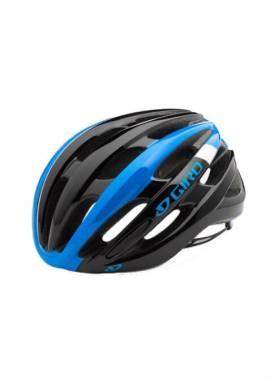 Giro Foray Helm - Blauw/Zwart