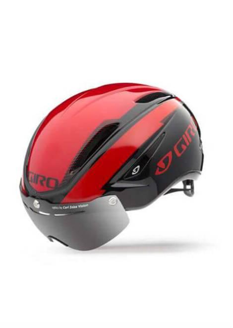 Giro Air Attack Helm Vizier - Zwart Rood