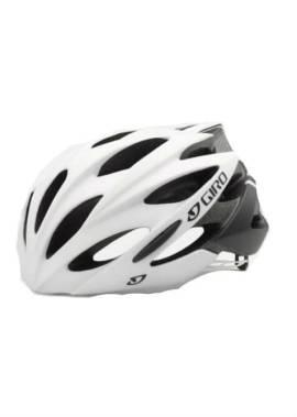 Giro Savant Helm - Mat Wit/Zwart