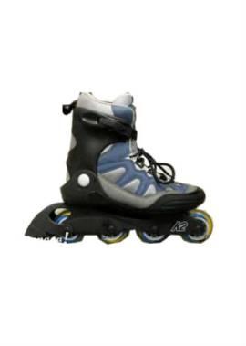 K2 Express - Inline Skate - Blauw Grijs