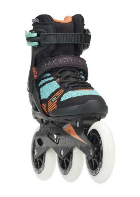 27c4375d747 Rollerblade Macroblade 110 3WD lichtgroen zwart (inline skate)