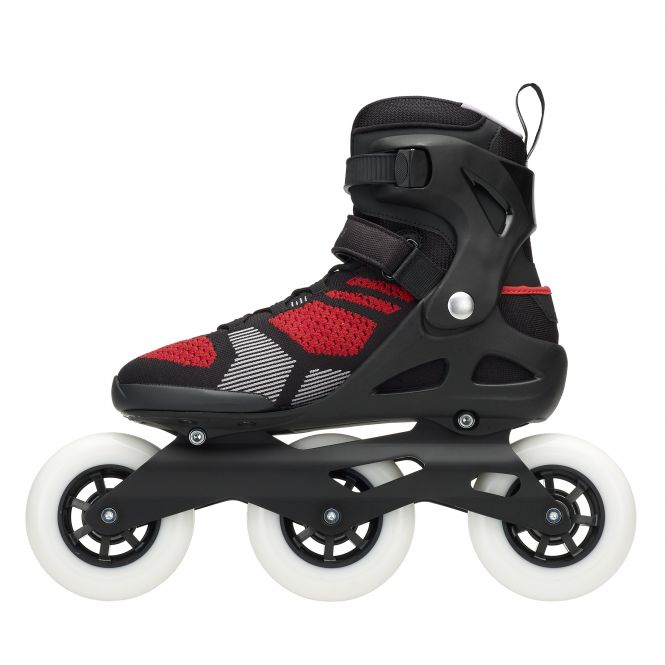 26f04fcfddf Rollerblade Macroblade 110 3WD rood zwart (inline skate)