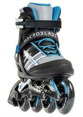 Rollerblade Macroblade 84 W zwart/cyaan blauw