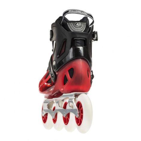 Rollerblade Maxxum 100 - Inline Skate - Rood
