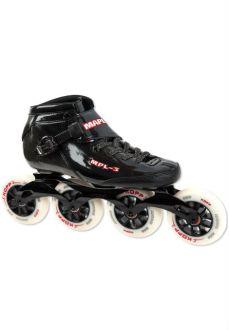 Maple MPL 3 – Inline Skate - Zwart