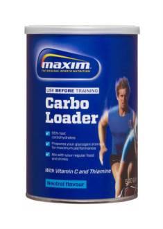 Maxim Carbo Loader - Voor
