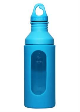 Mizu G7 Drinkfles - Blauw - Vooraf/Tijdens/Achteraf