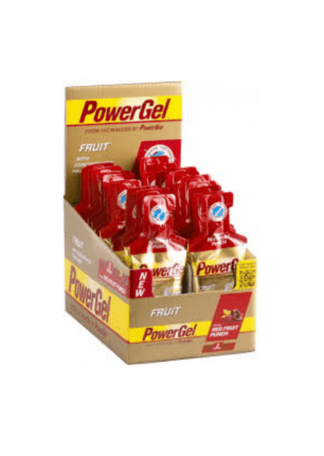 PowerBar Powergel - Red Fruit Punch