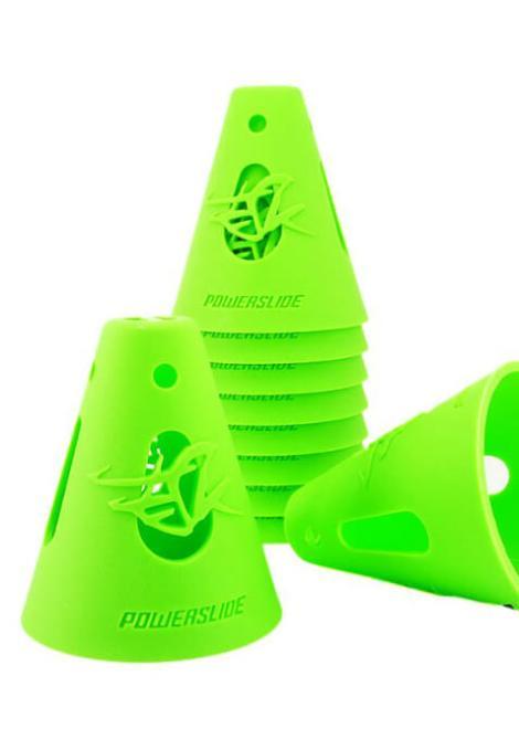 Powerslide - Cones - Pylonen - Green - Groen
