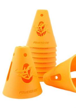 Powerslide - Cones - Pylonen - Orange - Oranje