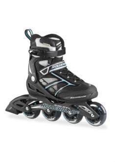 Rollerblade Zetrablade W - Inline Skate - Zwart/Blauw