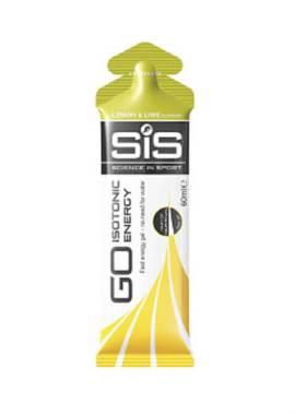 SIS Go Isotonic Energy Gel - Lemon Lime