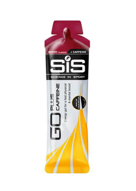 SIS Go Plus Caffeine Gel - Berry