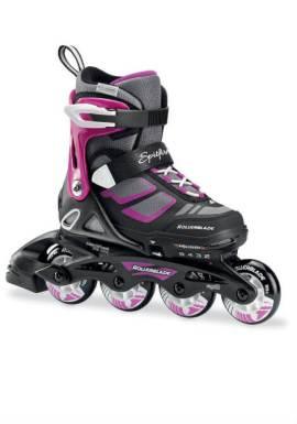 c08fdee0e06 Rollerblade Spitfire G – Inline Skate – Zwart/paars