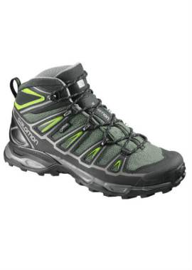 Salomon X Ultra Mid 2 GTX - Groen - Heren