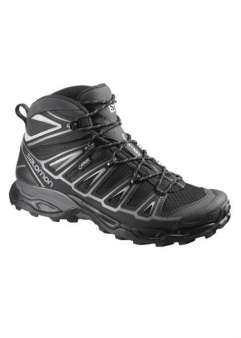Salomon X Ultra Mid 2 GTX - Zwart - Heren