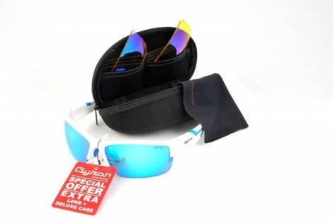 Gyron Lacaille Speed bril blauw