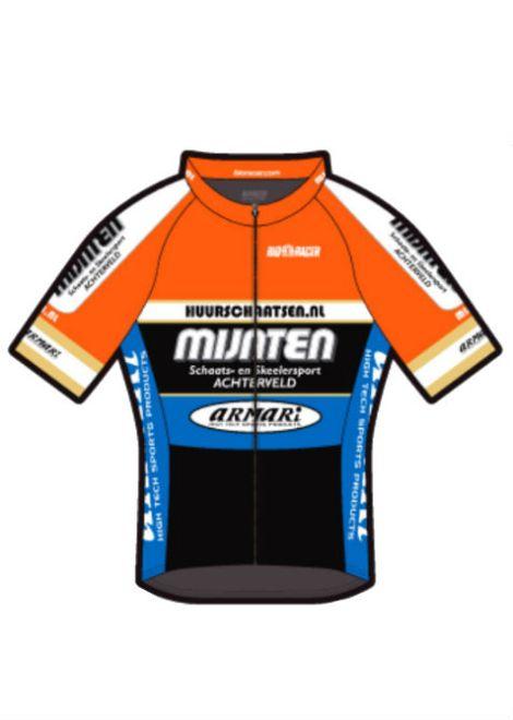 Mijnten fiets shirt