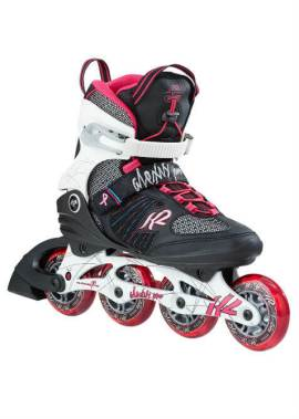 K2 Alexis Pro 84 - Roze - Inline Skate - Dames