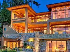 30 moderne en hele luxe huizen