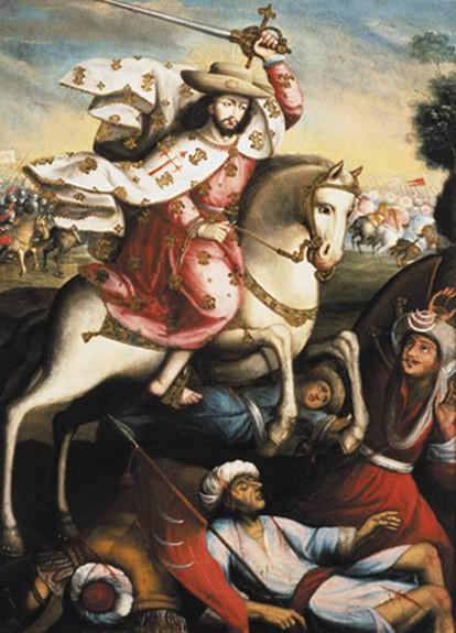 Europa, islam och aposteln Jakob