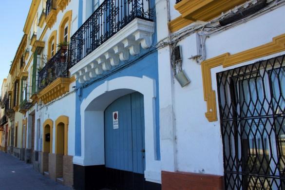 maison, Séville