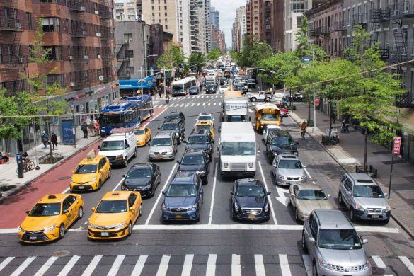 New York voitures