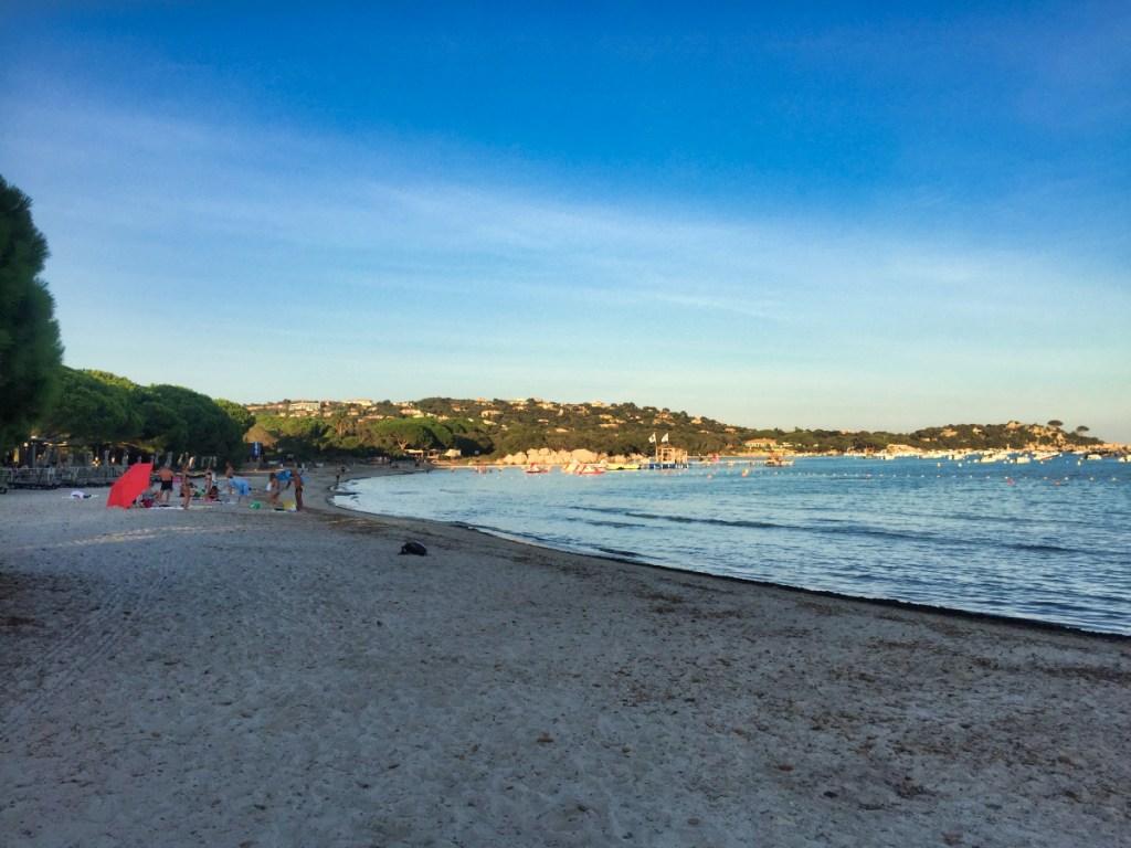 belles plages corses santa giulia