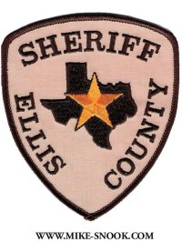 Mike Snook's Police Patch Collection - State of Texas