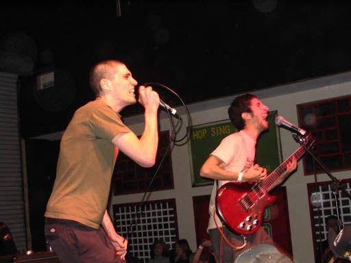 Mike Arnesen and Alon Goren. Still punks.