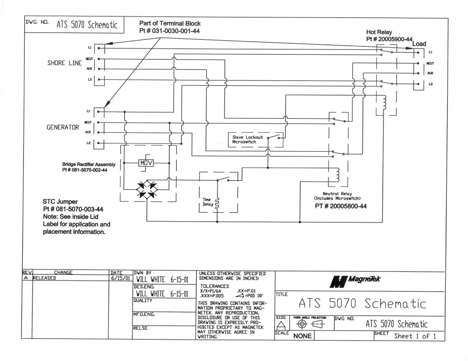 how to wire a generator transfer switch diagram wiring position rib relay ats5070 automatic schematic