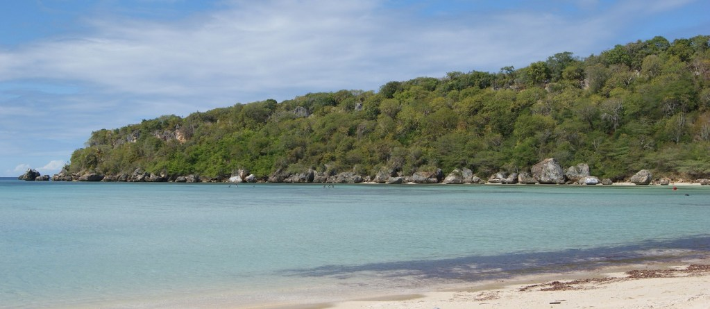 Eastern Part of Punta Rucia