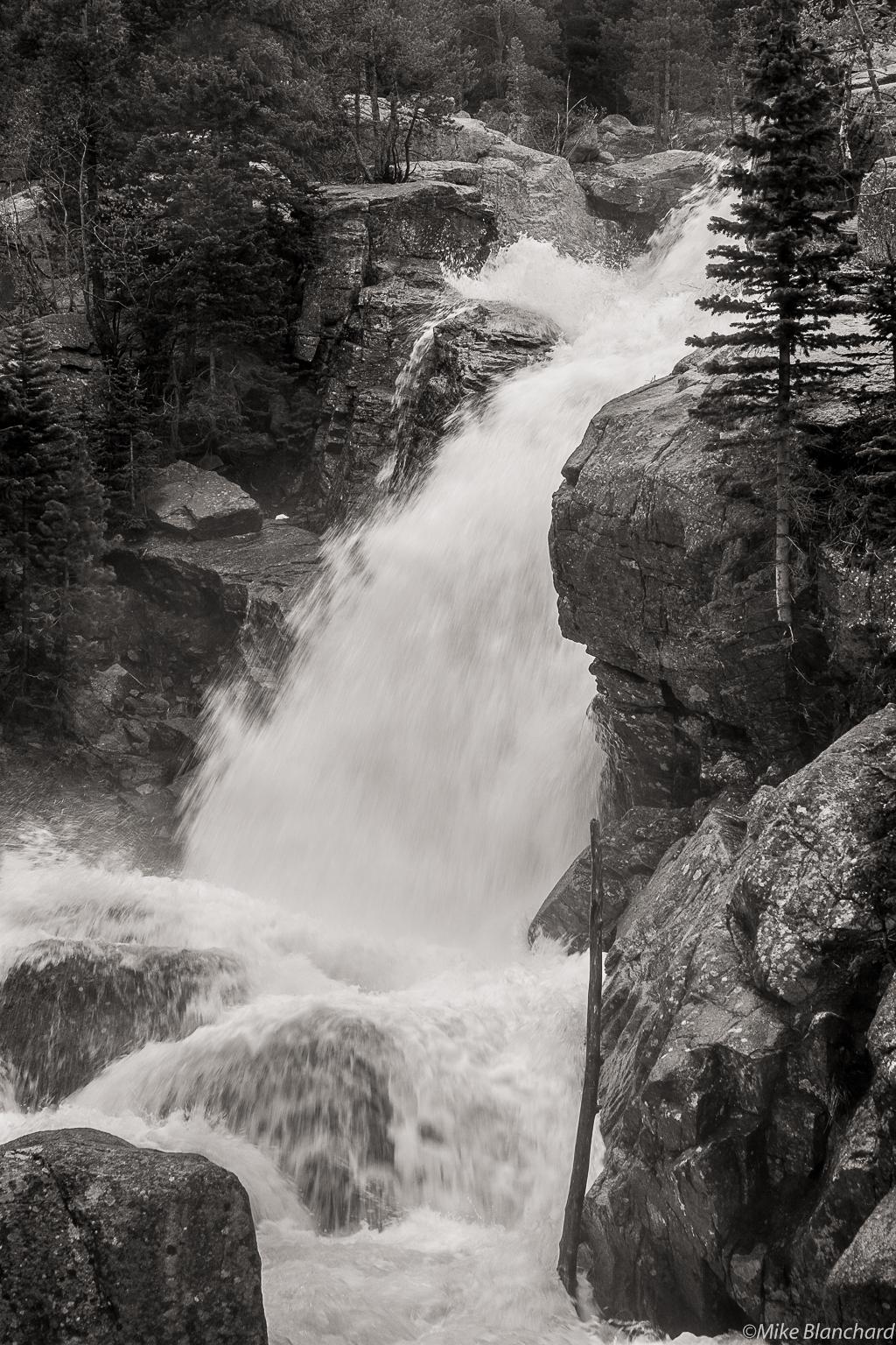 Roaring Alberta Falls