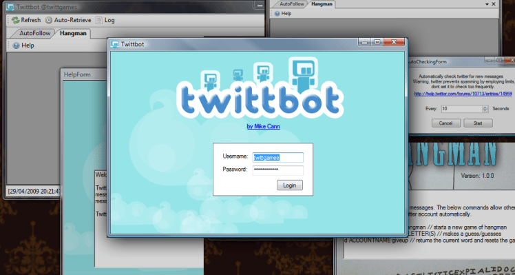 Proof of Concept: TwittBot