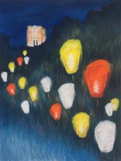 Light the Night for The Leukemia & Lymphoma Society