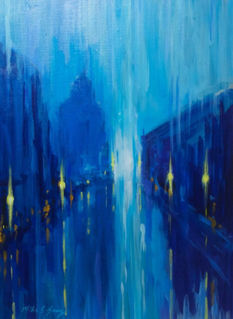 Old City Nocturne