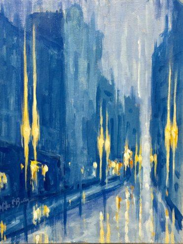 Avenue Lights