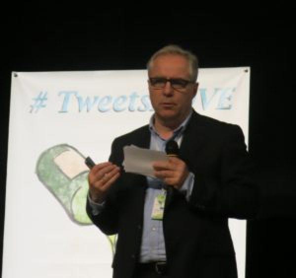Charla sobre exportación en #TweetsAOVE