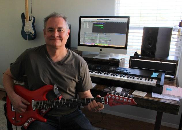 Mike Dekleva Home Studio