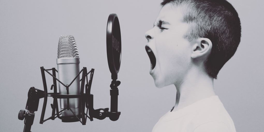 faq page voice