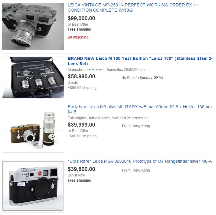 Mike's Guide to Buying Old Cameras - mike eckman dot com