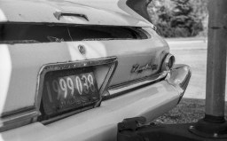 Its funny how many old cars you find when wandering around with a camera.