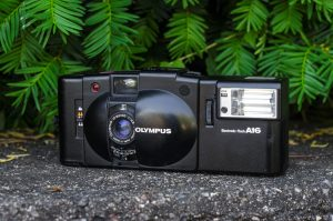 Olympus XA2 (1980) - mike eckman dot com