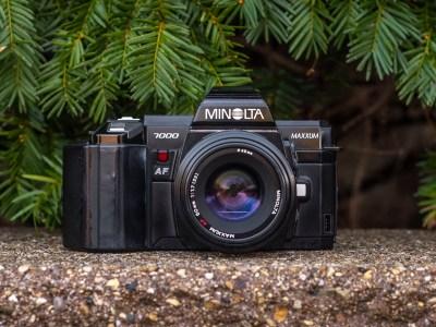 Minolta Maxxum 7000 (1985)