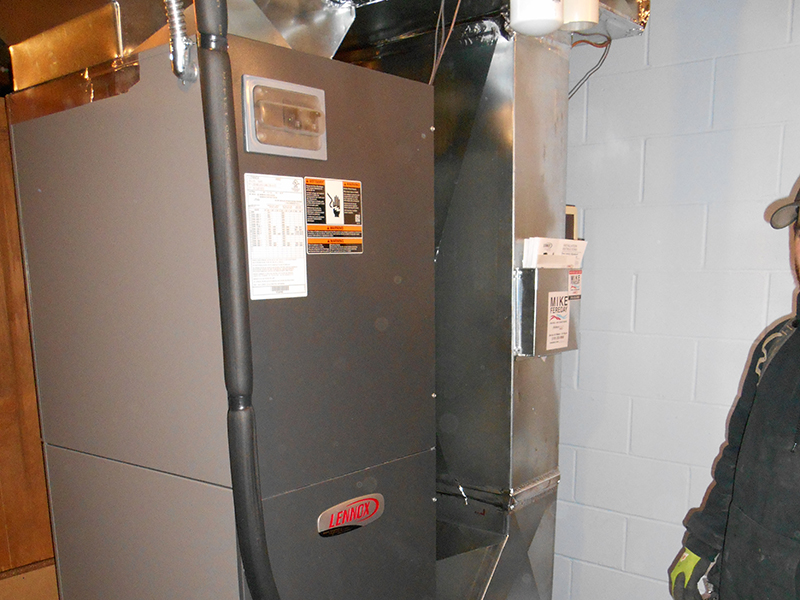 Heat Pumps – Residential