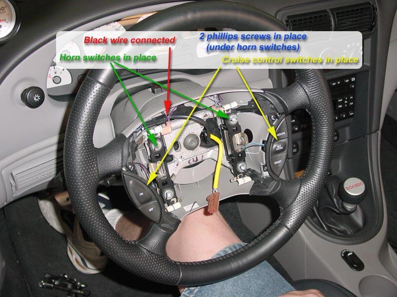 1999 Mustang Wiring Diagram
