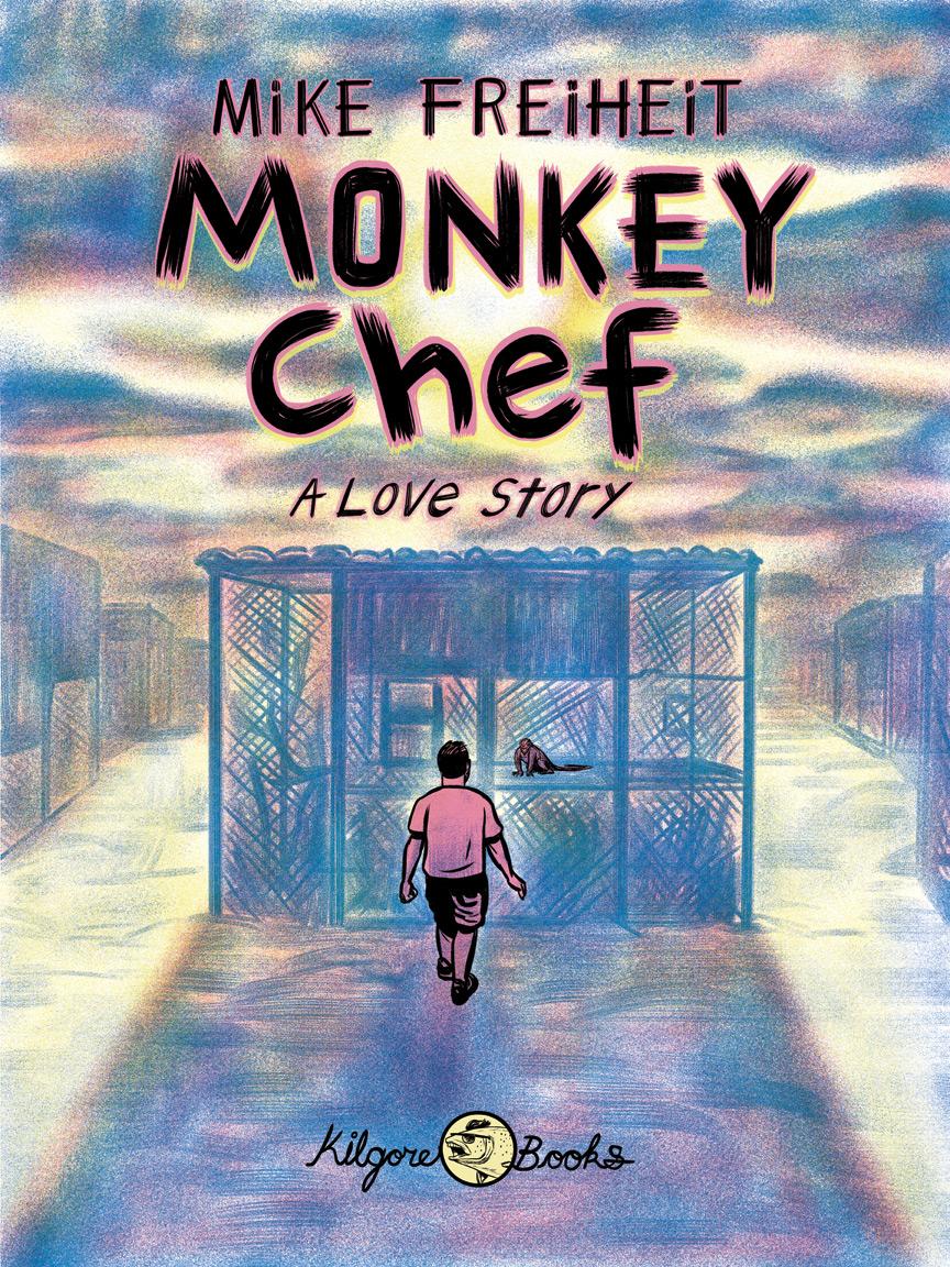 Monkey Chef: A Love Story