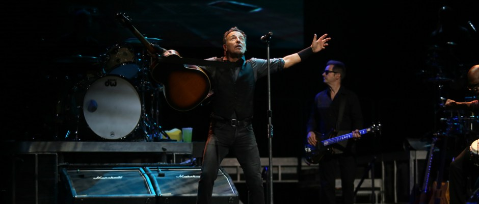 Bruce Springsteen in Cincinnati, 2014